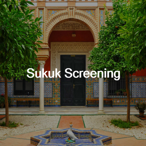 Sukuk Screening IdealRatings