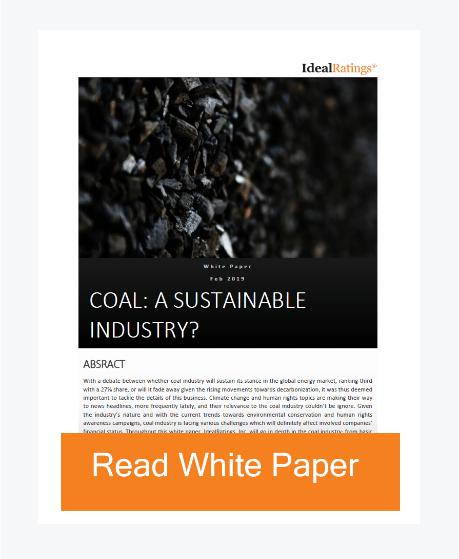 ESG & Responsible Investment Solution IdealRatings